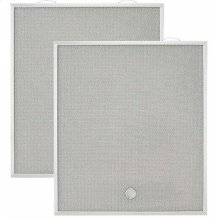 "Aluminum Micro Mesh Grease Filter 15.725"" x 16.875"" x 0.375"""