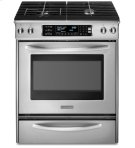 30-Inch 4-Burner Gas Slide-In Range, Architect® Series - Stainless Steel Product Image