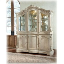 Dining Room Buffet Ortanique - Antique White Collection Ashley at Aztec Distribution Center Houston Texas