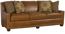 Hillsdale Leather Sofa