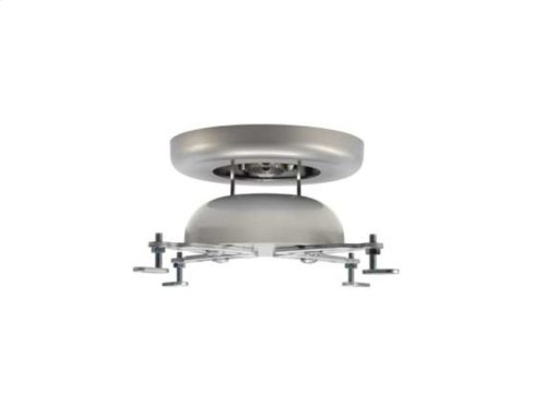 Silver Adjustable Projector Mount With Smooth Tilt & Swivel