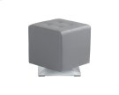 Marco Swivel Ottoman - Graphite Product Image