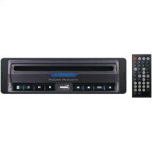 Single-DIN In-Dash DVD Receiver