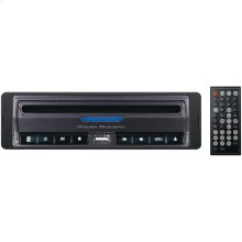 Single-DIN In-Dash DVD Receiver