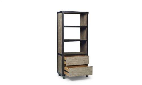 Epicenters Austin Copperfield Bookcase