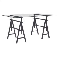 Ralston Desk Antique Black Product Image