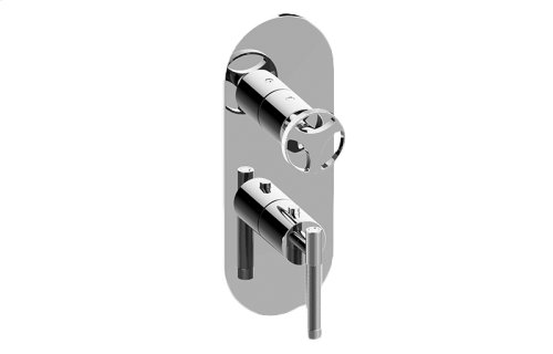 Harley M-Series Valve Trim with Two Handles