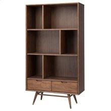 Baas Bookcase  Walnut