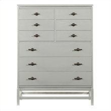 Resort - Tranquility Isle Drawer Chest In Morning Fog