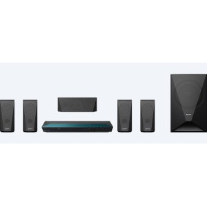 SonyBlu-ray Home Theater System with Bluetooth