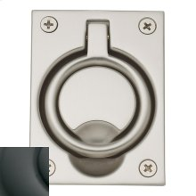 Oil-Rubbed Bronze Flush Ring Pull