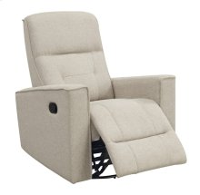 Swivel Glider Recliner- Cream #brentwood-3e