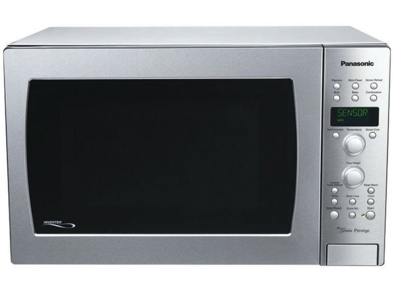 Ft Convection Built In Countertop Microwave Oven With Inverter Technology