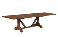 Larkspur Trestle Table