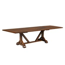 Larkspur Trestle Table
