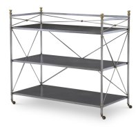 Pewter & Brass Stand Product Image