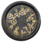 Paris Gear Clock Product Image