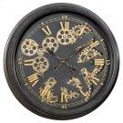 Paris Gear Clock Product Image
