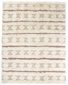 9'x12' Size Desert Shag Stripe Rug