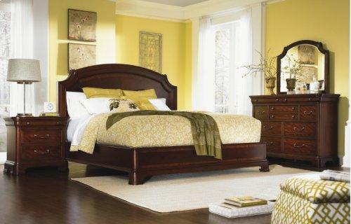 Evolution Platform Bed King