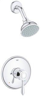 Fairborn Pressure Balance Valve Bathtub/Shower Combo Faucet Product Image