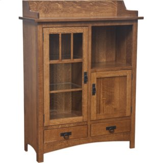 Dover Pottery Cabinet