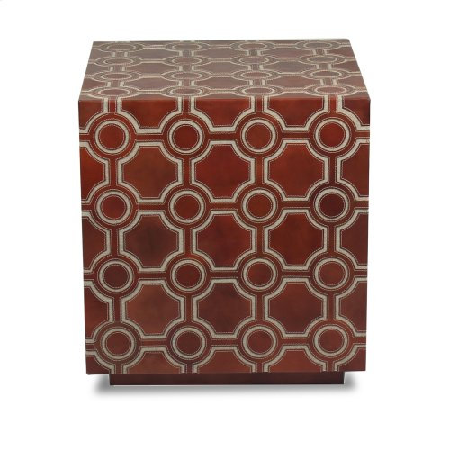 Castered Cube Table