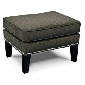 England Furniture Smith Ottoman With Nails 4547n