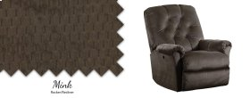 Dallas Mink Rocker/Recliner Rocker/Recliner