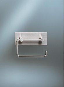 Toilet roll holder - Grey