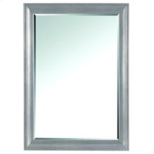 Transitional Landscape Mirror - Estonian Grey