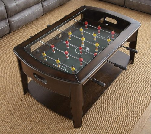 "Diletta Game End Table 24""x24""x24"""