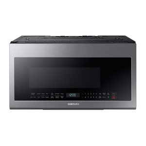 2.1 cu. ft. Over-the-Range Microwave with Sensor Cooking in Fingerprint Resistant Stainless Steel -