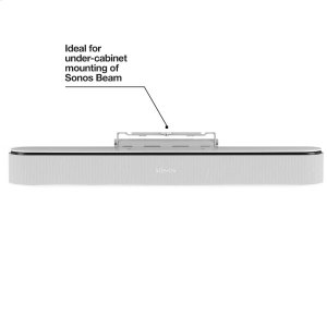 SonosWhite- Flexson Adjustable Wall Mount