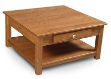 Della Square 1-Drawer Coffee Table