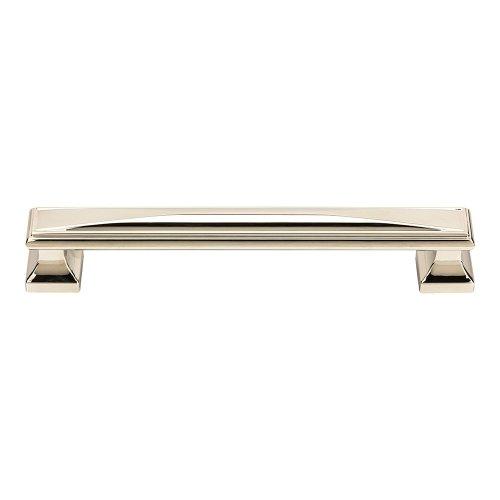 Wadsworth Pull 6 5/16 Inch - Polished Nickel