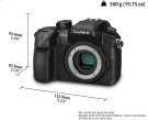 DMC-GH4 (body) Compact System Cameras Product Image