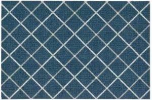 Wilton Essence Bristol Plaid Brspl Blue/ivory-b 13'2''