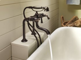 Two-handle Tub Filler Trim Kit