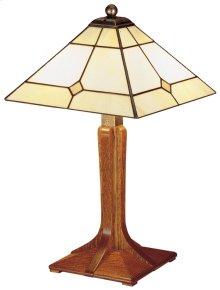 Small Corbel Base Lamp