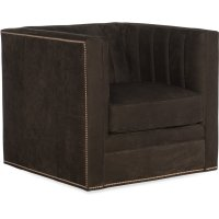 Bradington Young Cassidy Swivel Chair 8-Way Tie 349-25SW Product Image