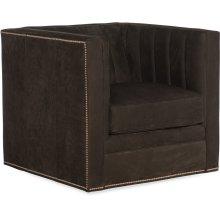 Bradington Young Cassidy Swivel Chair 8-Way Tie 349-25SW