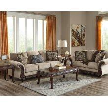 7200  Sofa and Loveseat - Laytonsville Pebble
