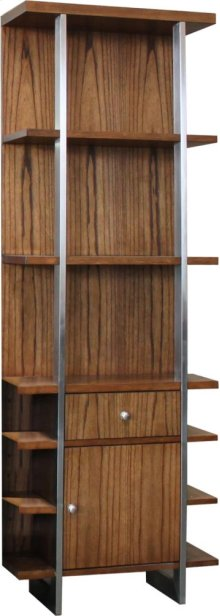 Pair of Bookcase Piers