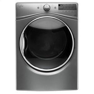 Whirlpool7.4 cu.ft Front Load Electric Dryer with Advanced Moisture Sensing, Steam Refresh