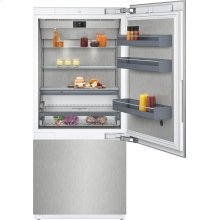 """400 series 400 series two-door bottom freezer With fresh cooling close to 32 °F Fully integrated Niche width 36"""" (91.4 cm)"""