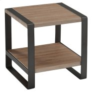 Munich Accent Table in Grey Product Image