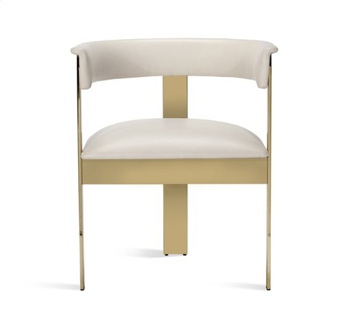 Darcy Dining Chair - Cream