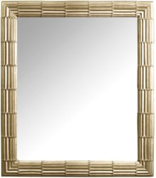 Skyline Textured Mirror