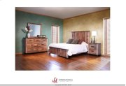 766 Maya Multicolor Bedroom Collection Product Image